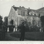 Das Hauptgebäude in den 30iger oder 40iger Jahren. Privatarchiv Karl-Heinz Hartmann.